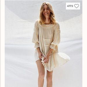 Free People 'Sea Ya There' Mini Dress
